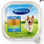 Karma dla psa Winston