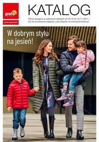 Gazetka promocyjna POLOmarket - Polomarket - w dobrym stylu na jesień! - ważna do 16-11-2021