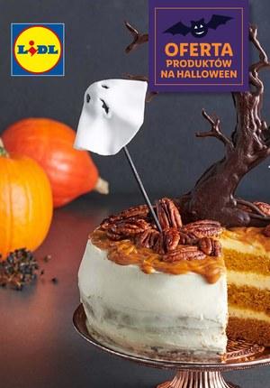 Gazetka promocyjna Lidl - Oferta Halloween w Lidlu