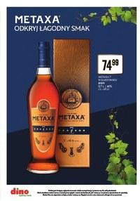 Gazetka promocyjna Dino - Katalog alkoholi Dino