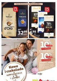 Gazetka promocyjna Moje Auchan - Kawa i czekolada w Moje