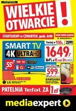 Media Expert - wielkie otwarcie Nowy Dwór Gdański