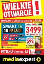 Media Expert - wielkie otwarcie Toruń