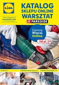 Gazetka promocyjna Lidl - Katalog sklepu online Lidl - ważna do 31-10-2021