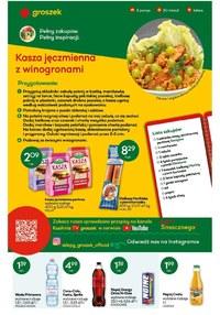 Gazetka promocyjna Groszek  - Jesień w pełni - Groszek