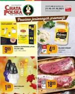 Chata Polska - powiew jesiennych promocji
