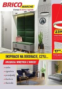 Gazetka promocyjna Bricomarche - Z inspiracją na dekoracje w Bricomarche