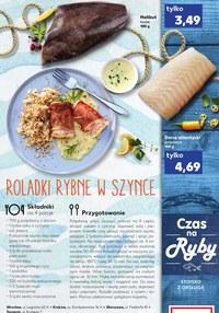 Gazetka promocyjna Kaufland - Posmakuj ryb w Kauflandzie