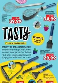 Gazetka promocyjna Kaufland - Tasty w Kaufland!