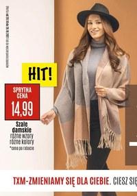 Gazetka promocyjna Textil Market - Jesienne kolory w Textil Market