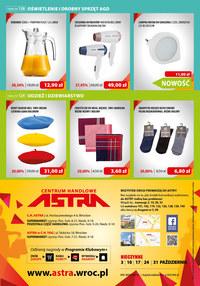 Gazetka promocyjna Astra - Szeroki wybór niskie ceny - Astra