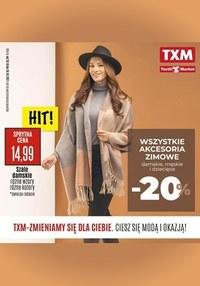 Gazetka promocyjna Textil Market - Jesienne kolory w Textil Market - ważna do 26-10-2021