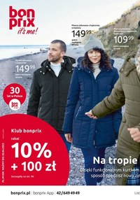 Gazetka promocyjna BonPrix - BonPrix - na tropie zimy
