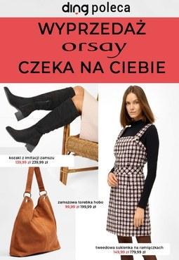 Orsay - wyprzedaż czeka na ciebie!