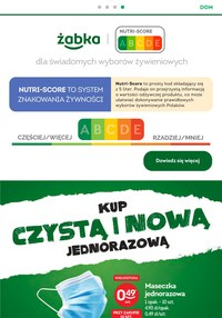 Gazetka promocyjna Żabka - Wielosztukuj z Żabką