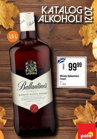 Gazetka promocyjna POLOmarket - Polomarket - katalog alkoholi - ważna do 04-11-2021