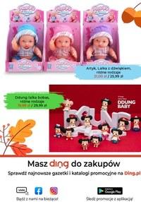 """Gazetka promocyjna Toys""""R""""Us - Toys""""R""""Us - jesienne rabaty do 30% mniej!"""