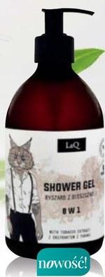 Żel pod prysznic Laq