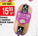 Salceson Rzeźnik Szymon