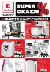 Gazetka promocyjna Kaufland - Super okazje w Kaufland - ważna do 27-10-2021