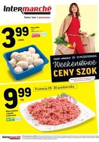 Gazetka promocyjna Intermarche Super - Festiwal chryzantem w Intermarche