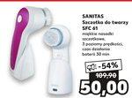 Szczoteczka do oczyszczania twarzy Sanitas