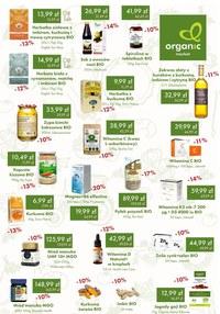 Gazetka promocyjna Organic - Wzmocnij swoją odporność z Organic