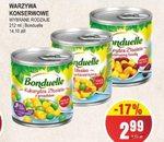 Warzywa konserwowe Bonduelle