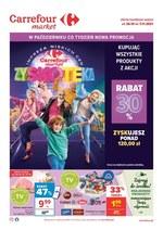 Carrefour Market - zyskoteka!