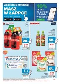 Gazetka promocyjna Carrefour Market - Carrefour Market - zyskoteka!