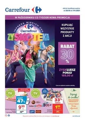 Carrefour - impreza niskich cen