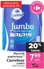 Ręcznik papierowy Carrefour