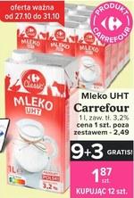 Mleko Carrefour