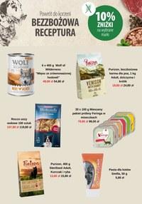 Gazetka promocyjna Zooplus.pl - Promocje, aż łapki lizać w Zooplus!