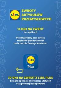 Gazetka promocyjna Lidl - Najnowszy katalog Lidla