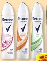 Antyperspirant Rexona