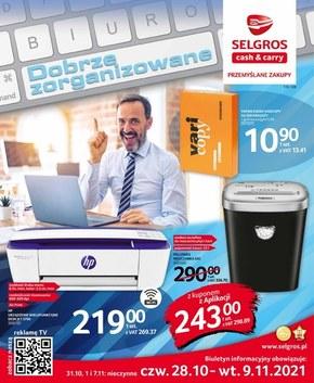 Artykuły do biura w Selgros