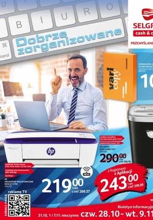 Gazetka promocyjna Selgros Cash&Carry - Artykuły do biura w Selgros