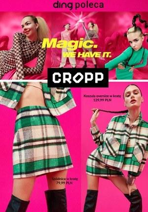 Gazetka promocyjna Cropp Town - Magiczne ubrania w Cropp