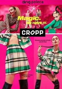 Gazetka promocyjna Cropp Town - Magiczne ubrania w Cropp  - ważna do 15-11-2021
