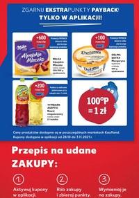 Gazetka promocyjna Kaufland - Kaufland - na co dzień i od święta!