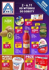 Gazetka promocyjna Aldi - Tydzień znanych marek w Aldi
