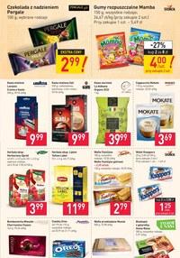 Gazetka promocyjna Stokrotka Supermarket - Lody tańsze o połowę w Stokrotce!