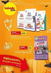 Gazetka promocyjna Kakadu - Halloween i specjalne promocje w Kakadu!