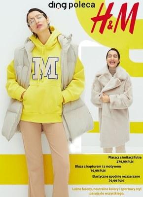 Sportowy styl w H&M