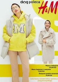 Gazetka promocyjna H&M - Sportowy styl w H&M  - ważna do 16-11-2021