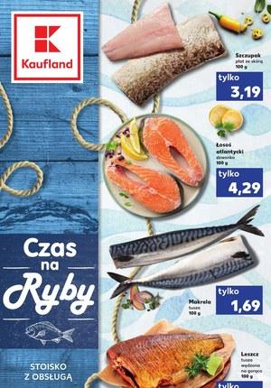 Gazetka promocyjna Kaufland - Czas na ryby! Kaufland