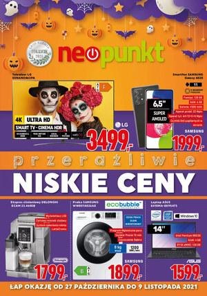 Gazetka promocyjna NEOPUNKT - Niskie ceny wracają - NEOPUNKT