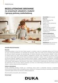 Gazetka promocyjna DUKA - Skandynawska słodka sobota w DUKA
