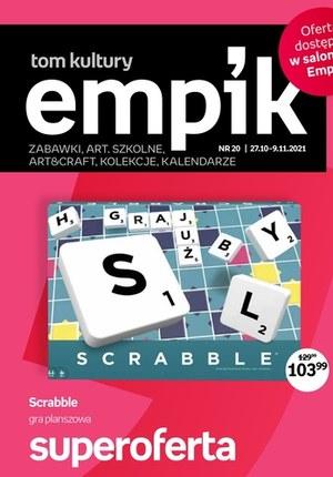 Gazetka promocyjna EMPiK - Artykuły szkolne w Empiku